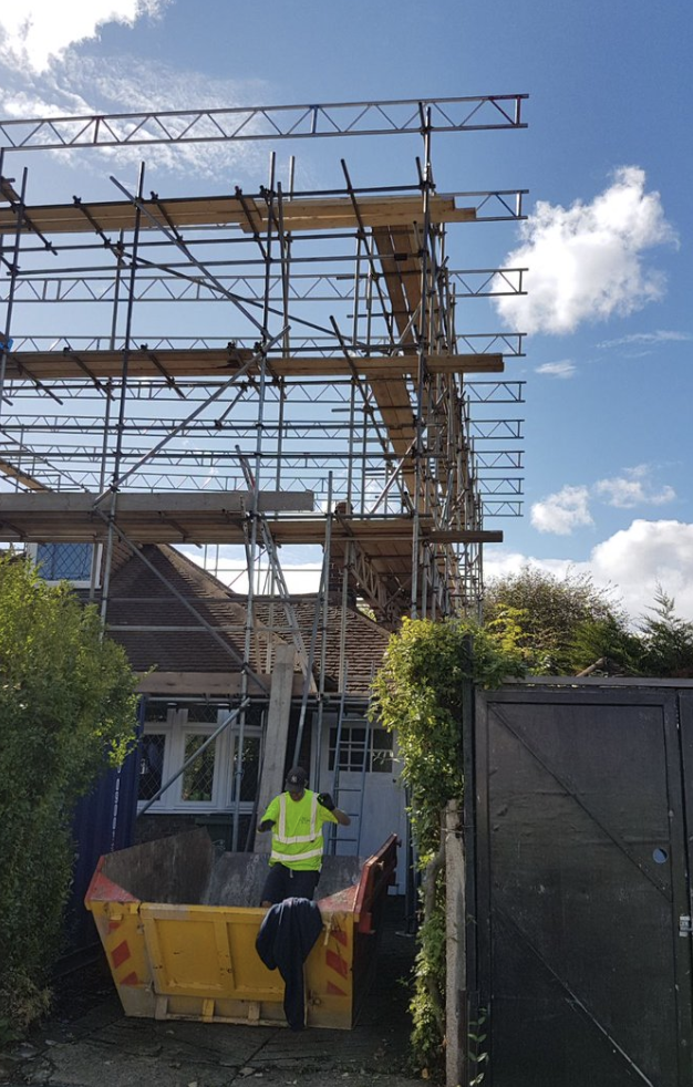 Residential Scaffolding Kent and Maidstone - Ability Scaffolding